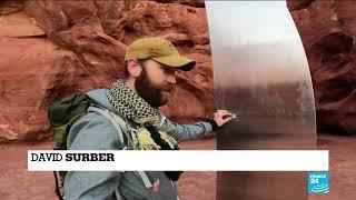 Mysterious 'science-fiction' monolith vanishes from Utah desert