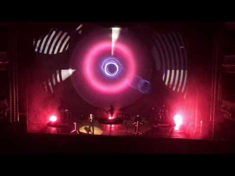 Pet Shop Boys, Love Comes Quickly, Inner Sanctum, Royal Opera House, July 21st 2016, from balcony