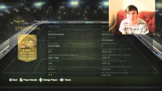 fifa 15 squad update and best goals of gameplay so far