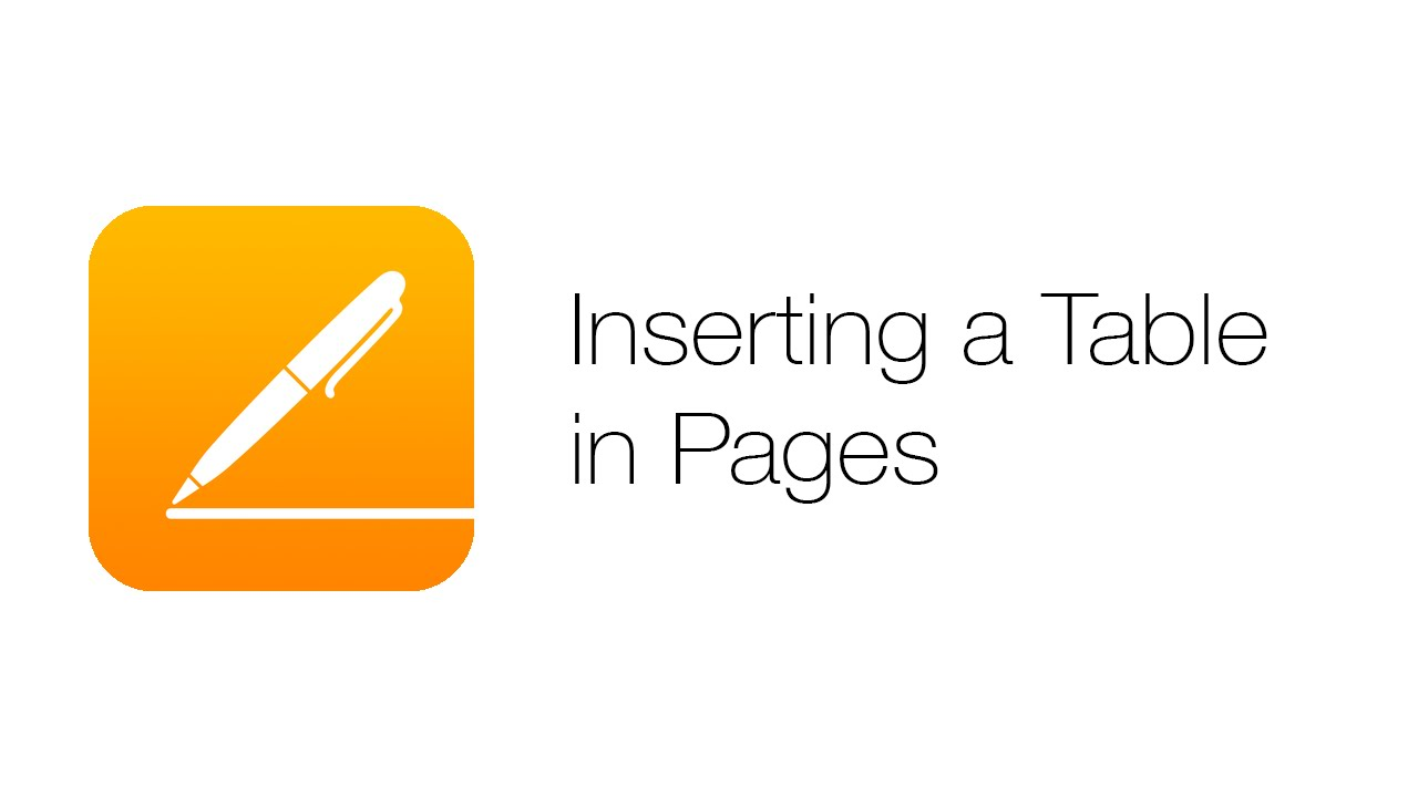 Standard operating procedure (sop) templates (apple iwork pages.