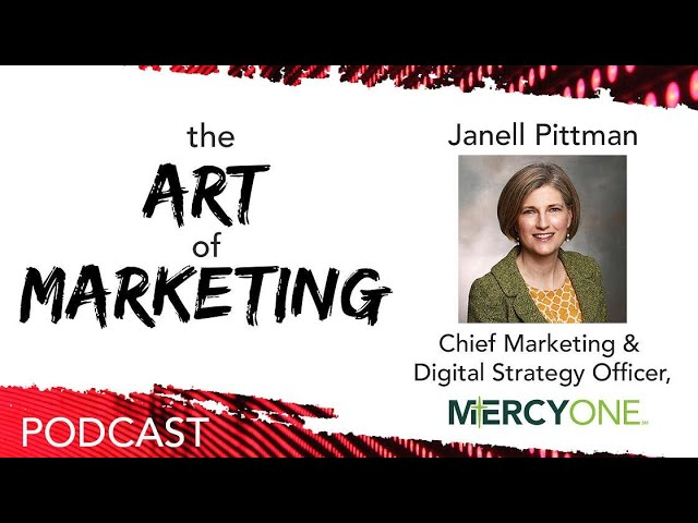 033: Healthcare Marketing from the Front Lines w/ Janell Pittman