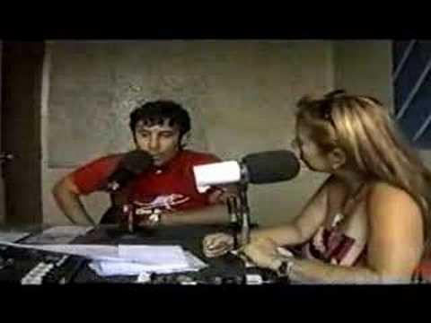 Leon Espinar - entrevista en radio miraflores 96.1fm