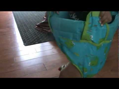 cd51abb3d Johnny Jump Up - Doorway Baby Jumper - YouTube