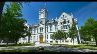 Queen's University Campus 2016 in 4K thumbnail