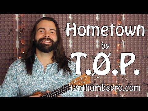 Hometown - Twenty One Pilots - Ukulele Tutorial