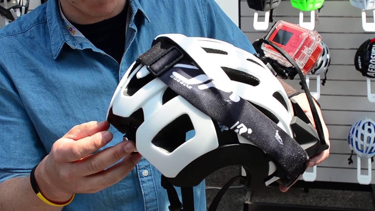 Lazer Revolution Mountainbike Enduro Helm Youtube