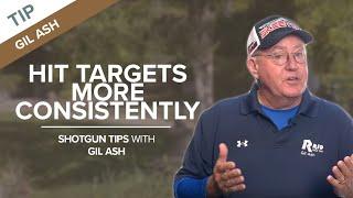 Hit Targets More Consistently - Shotgun Shooting Tips with Gil Ash screenshot 1