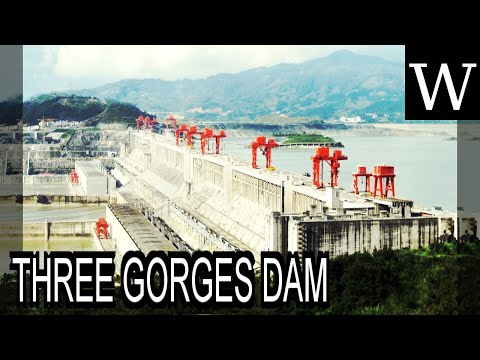 THREE GORGES DAM - WikiVidi Documentary