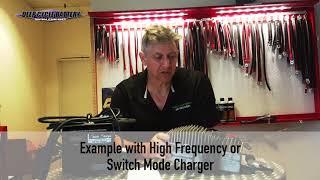 Golf Cart Battery Charging