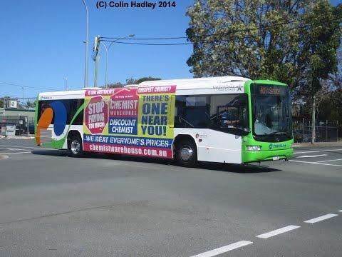 Bus Drive Past 21