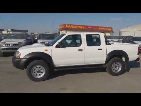Nissan NP 300 Hardbody Pickup Diesel 2.5L 2018 Model