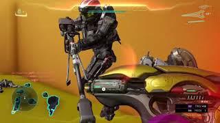Halo 5 Guardians: Octagon Levels - Super Fiesta (720p) HD