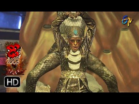 Rahul and Dharsini Performance | Dhee Jodi | 22nd March 2017 | ETV Telugu