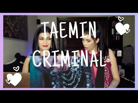 TAEMIN - CRIMINAL M/V | REACTION
