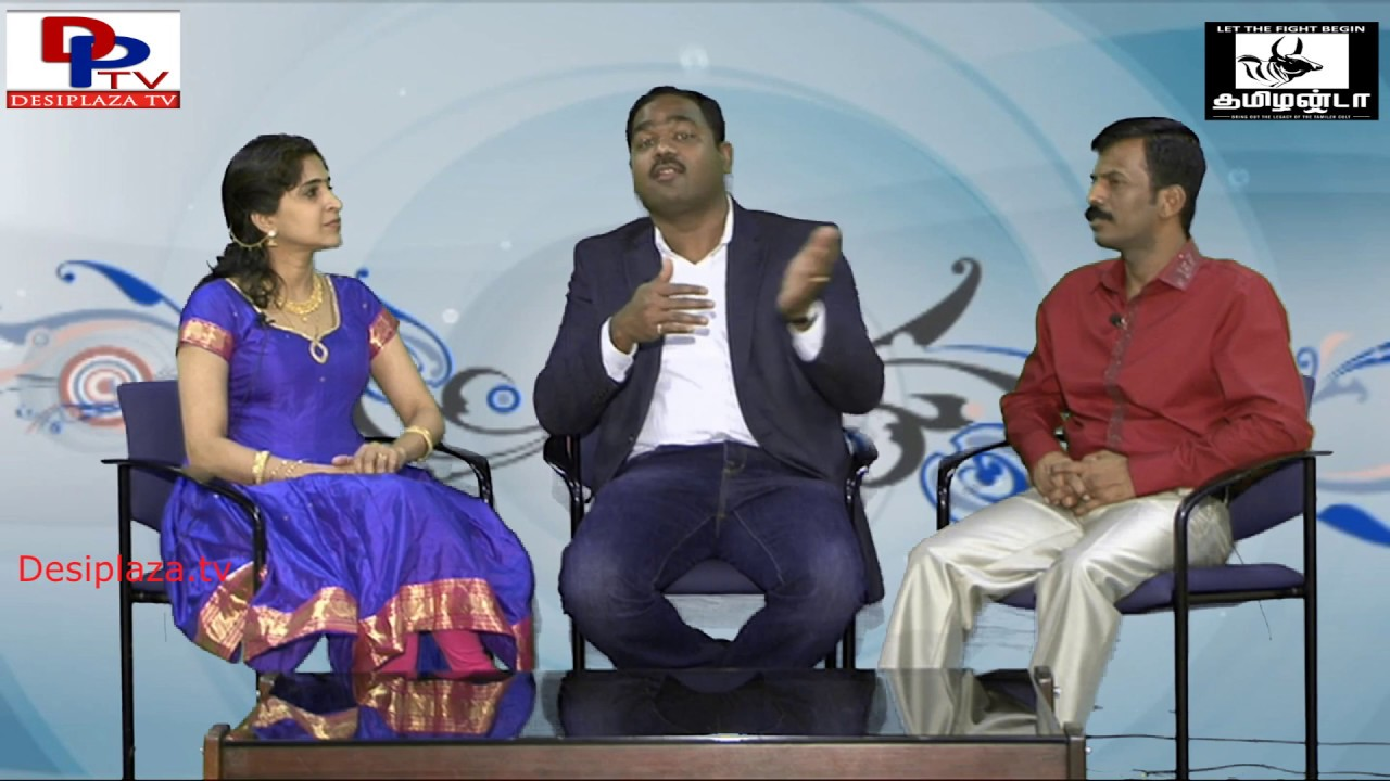 """""""I Support Jallikattu"""" Introduction   by Gomathy and Deni, interview  with Arunkumar"""
