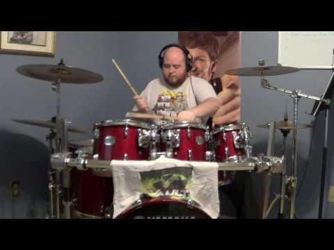 """The Shout of El Shaddai/We Have Overcome"" by Paul Wilbur Drum Cover"