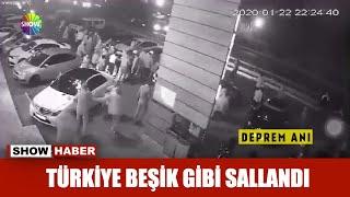 Türkiye beşik gibi sallandı