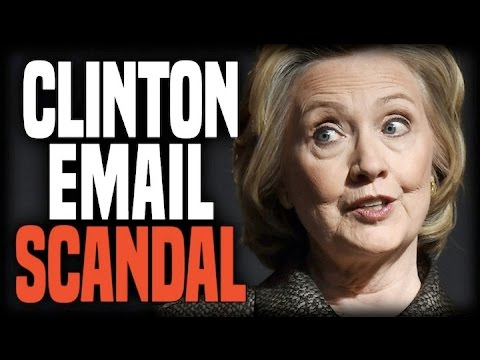 THE COMPLETE STORY OF HILLARY CLINTON'S EMAIL SCANDAL ...