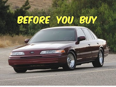 watch this before you buy a first gen aero crown victoria 1992 1997 youtube watch this before you buy a first gen aero crown victoria 1992 1997