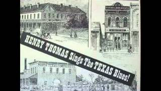 Henry Thomas Texas Worried Blues