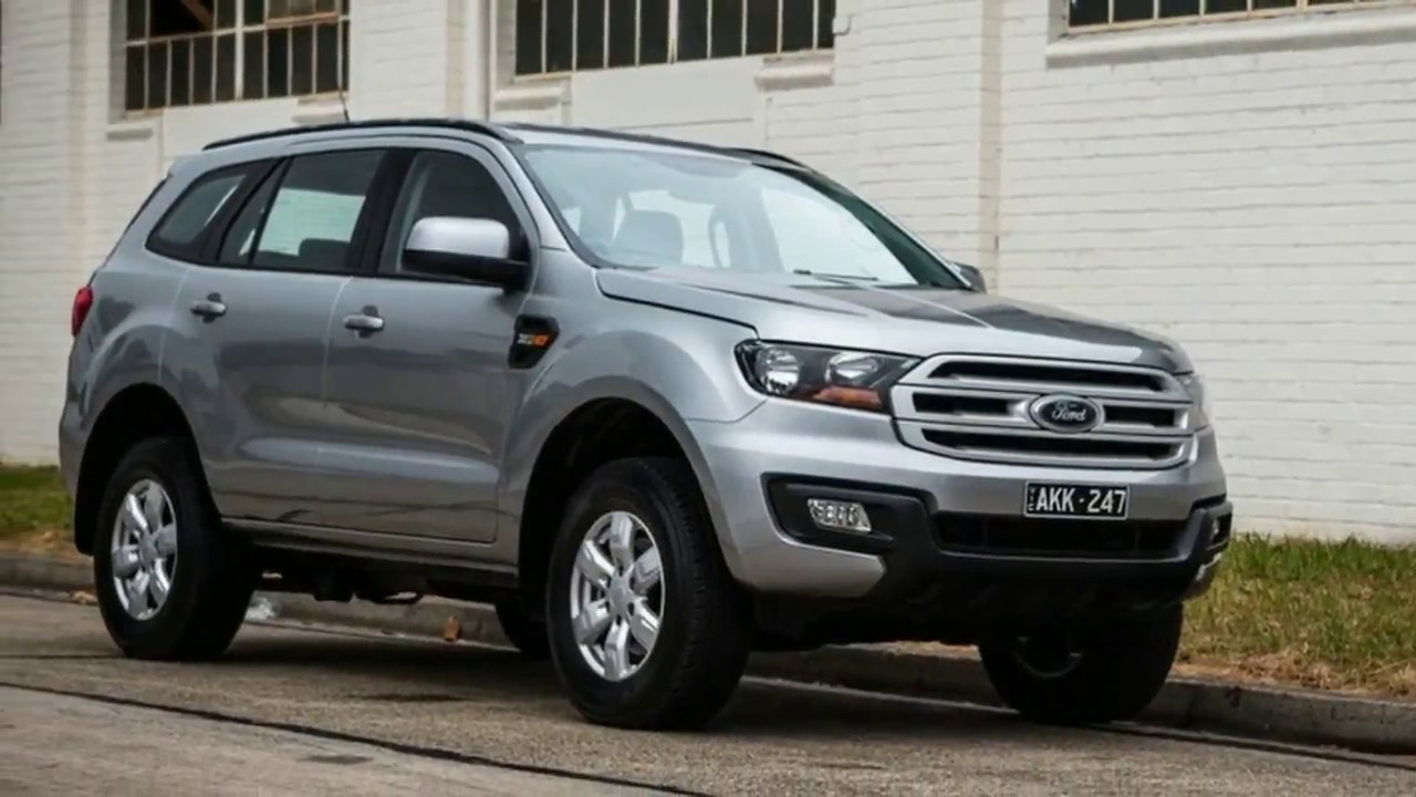 Ford Everest 2018 Release Date >> Interior Exterior: New 2018 Ford Everest Ambiente 4x4 - 2018 Ford Everest - YouTube