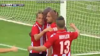 Honved - Rabotnicki 4-0 All Goals