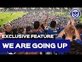 WE ARE GOING UP | Pompey celebrate Sky Bet League Two promotion
