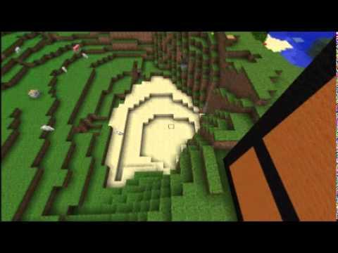 Minecraft Build- 2x2 Rubik's Cube