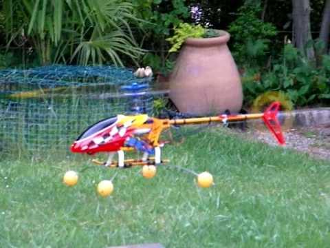 AIRWAVE2002 HKH 450 1er essai