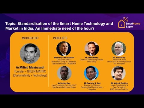 jimmy-mistry,-cmd,-della-group-on-standardization-of-the-smart-home-technology- -smarthomeexpo