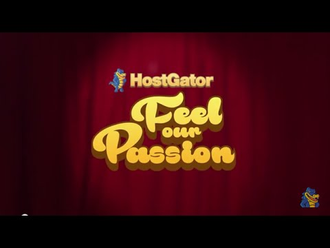 HostGator - Feel Our Passion