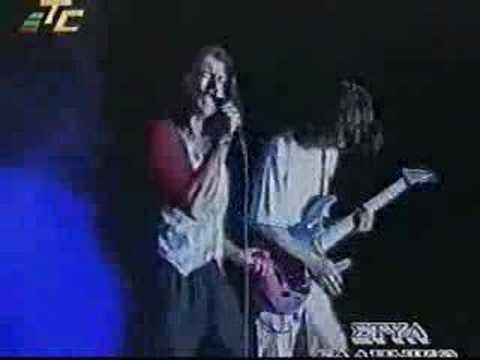 Ian gillan(Deep purple) &Michalis Rakintzis(Live Rare songs)