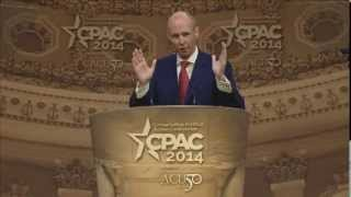 CPAC 2014 - The Hon. Dan Hannan, Member of the European Parliament