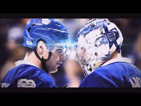 Toronto Maple Leafs 2017-18 pump up
