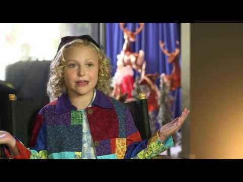 DOLLY PARTON CHRISTMAS OF MANY COLORS  ALYVIA ALYN LIND