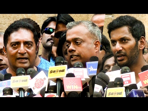 """Vishal - """"They will go against my Nomination but, I'm going to fight"""" 