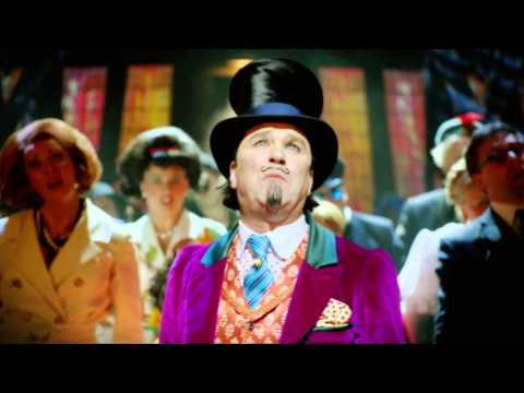 Charlie and the Chocolate Factory the Musical 2013 - Sam Mendes, Douglas Hodge (Willy Wonka)