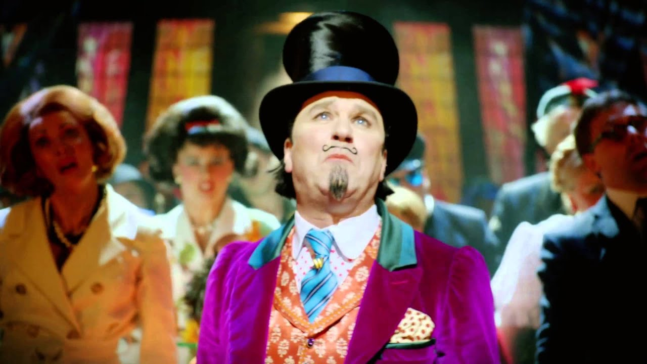 Roald Dahl S Willy Wonka And The Chocolate Factory The Musical