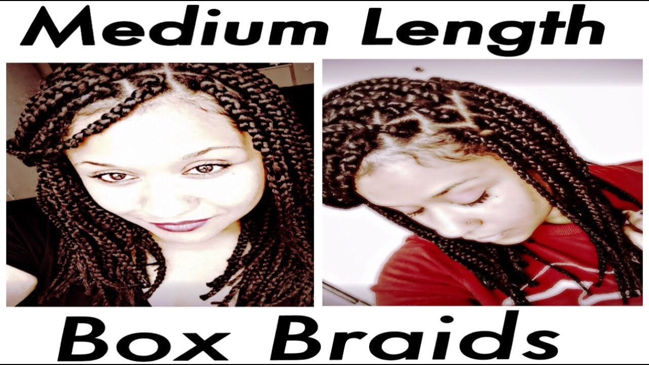 Shoulder Length Box Braids Pictures | Short Hairstyle 2013