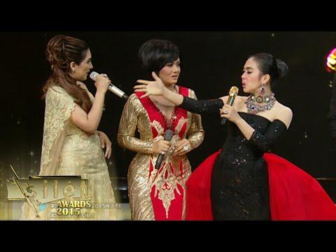3 Wanita Luar Biasa Untuk Anang Hermansyah [Silet Awards 13th] [26 Okt 2015]