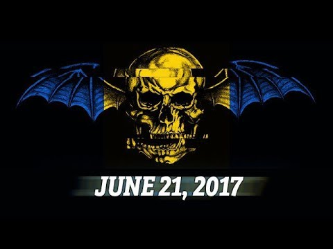 Avenged Sevenfold (A7X) LIVESTREAM! - BB&T Pavilion Camden, New Jersey (NJ) June 2017!!!