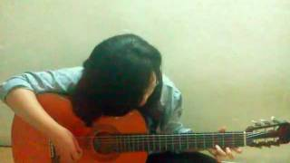 Song from secret garden - Guitar