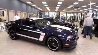 Suprise Gift 2013 Custom Painted Mustang Shelby GT500