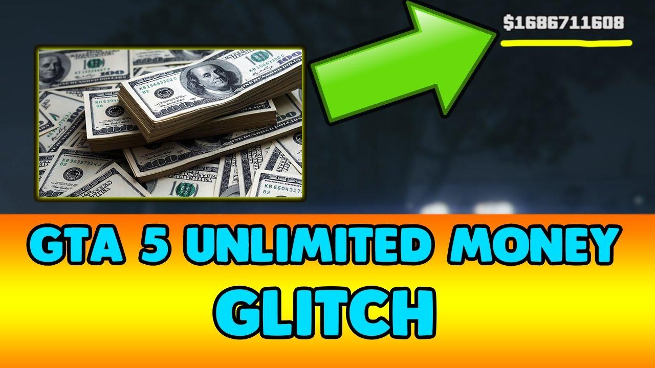 GTA 5 UNLIMITED OFFLINE MONEY GLITCH