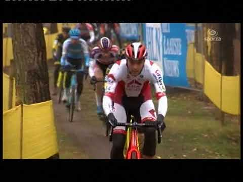 Cyclocross Mol Zilvermeercross 02 12 2017 Youtube