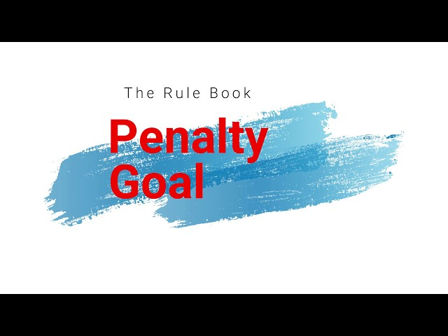 Penalty Goal