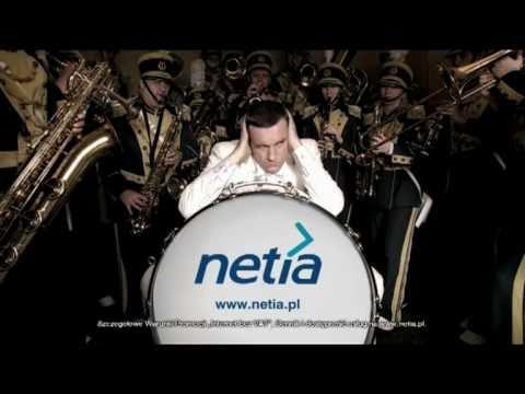 Tomasz Kot i orkiestra | REKLAMY | Netia