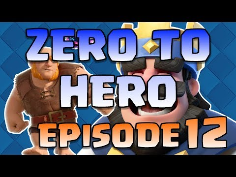 CLASH ROYALE | Zero to Hero Episode 12: Balloons are supposed to be fun!