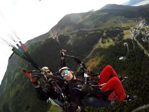 My Paragliding experience in Alaska 2