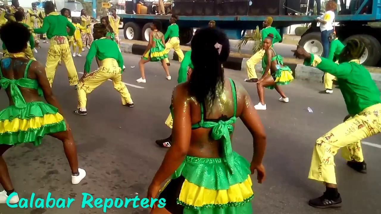 Download Calabar Carnival 2016: Freedom Band Best Display